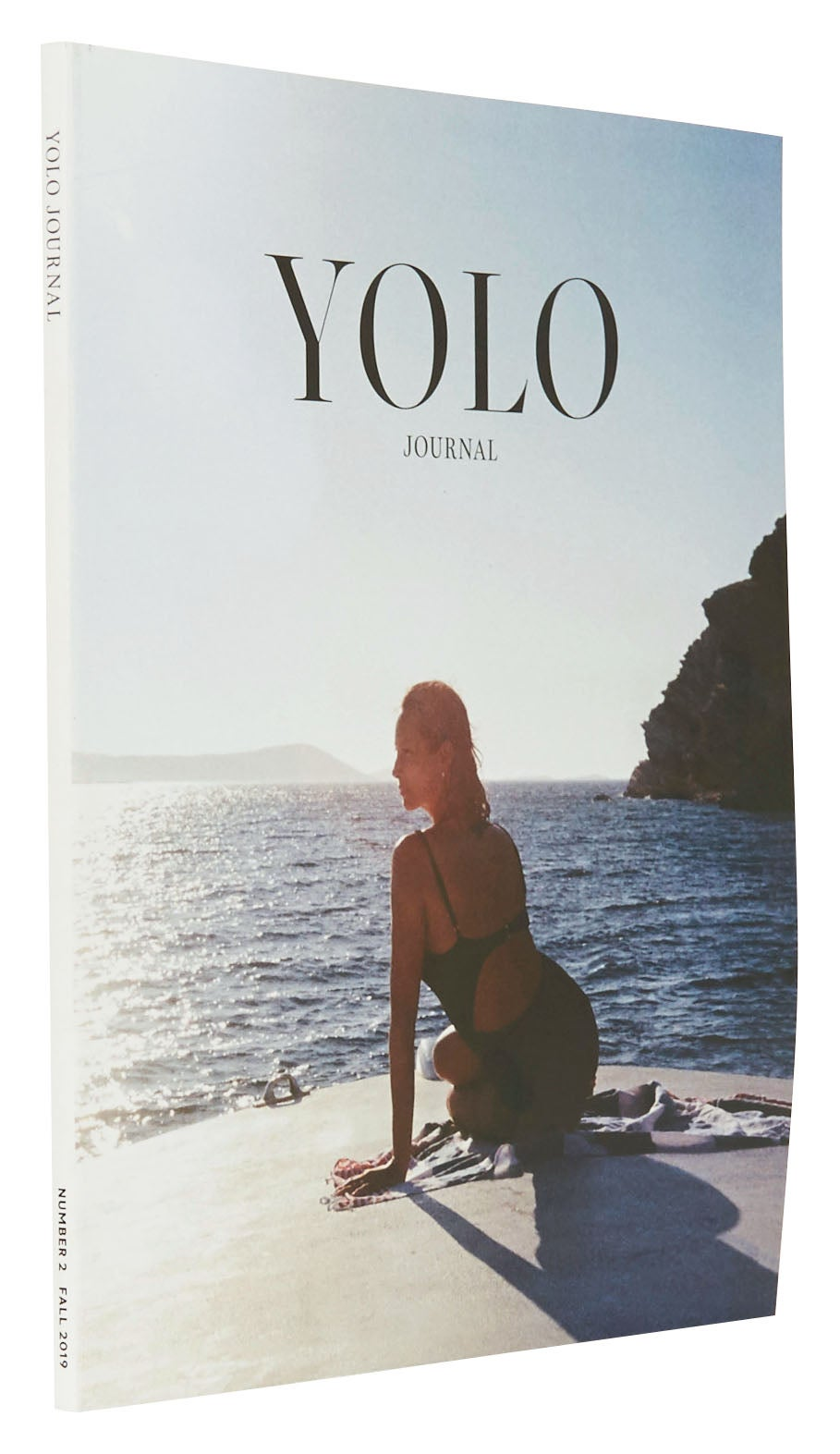 Yolo Journal #2 - Fall 2019