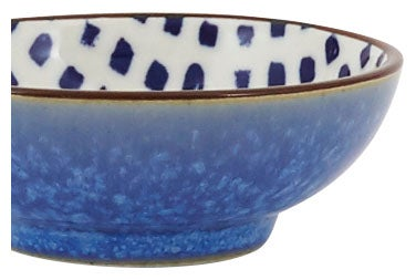 Indigo Dishes