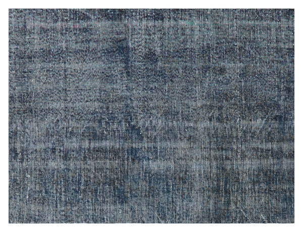 "Vintage Overdyed Rug - 8'4"" x 6'"