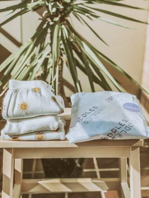 Toddles Second Hand Baby Clothes Bundles. Zero Waste Sustainable Baby Clothes Brand
