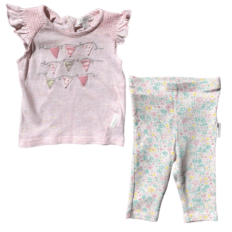 Purebaby Outfit