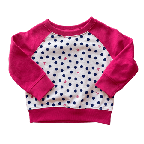 Dotty Pullover