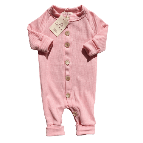 Fable & Ford Waffle Romper