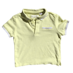 Toddles Sustainable Second Hand Baby Clothes Baby boys polo tee with brand Zara