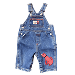 Toddles Sustainable Second Hand Baby Clothes Unisex baby gap overalls
