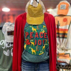 Peace and Joy Tee