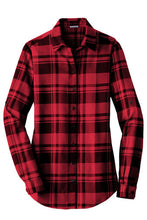 Load image into Gallery viewer, PA Ladies Plaid Tunic