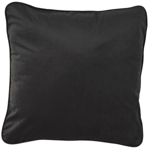 Ellison Black Velvet Cushion