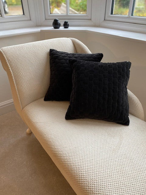 Luxurious Padded Velvet Cushion