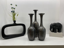 Load image into Gallery viewer, Copper Highlight Vases