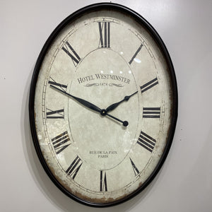 Hotel Westminster Wall Clock
