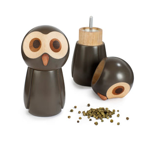 The Salt and Pepper Owls