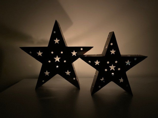 Stary Nights Candle Holder