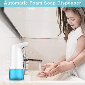 Hand-washing dish-washing Hand Free Countertop Foaming Soap Dispenser