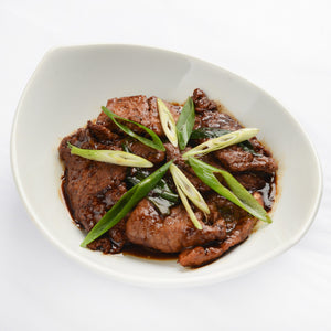 Beef Stir fry with Scallion