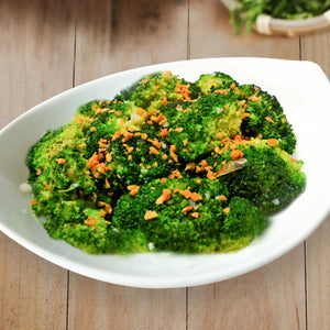 Stir fry broccoli