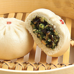 Mushroom & Vegetable Bun
