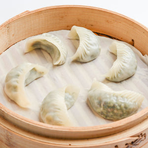 Mushroom & Vegetable Dumpling