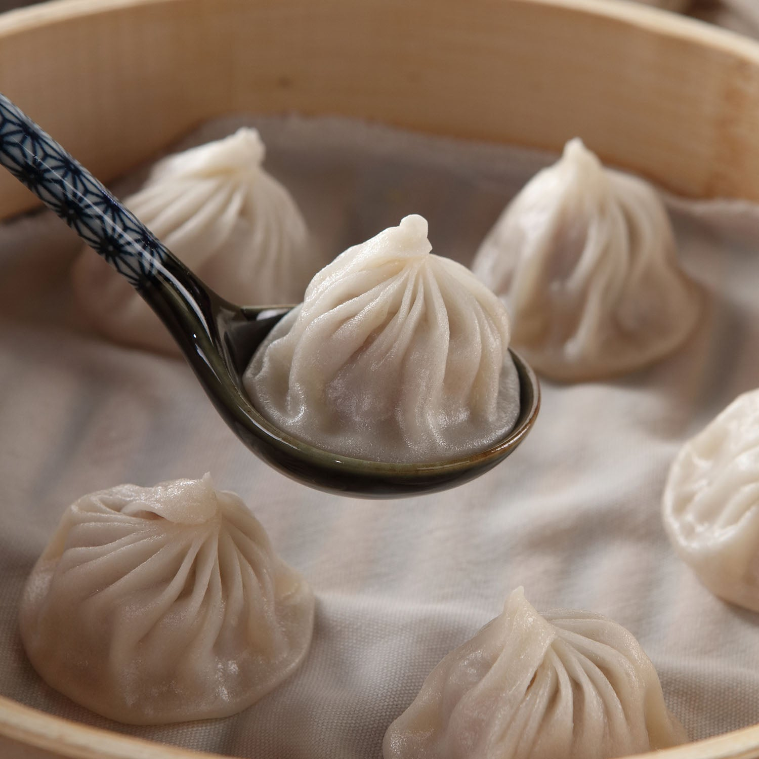 Xiao Long Bao (Crab fat & Pork)