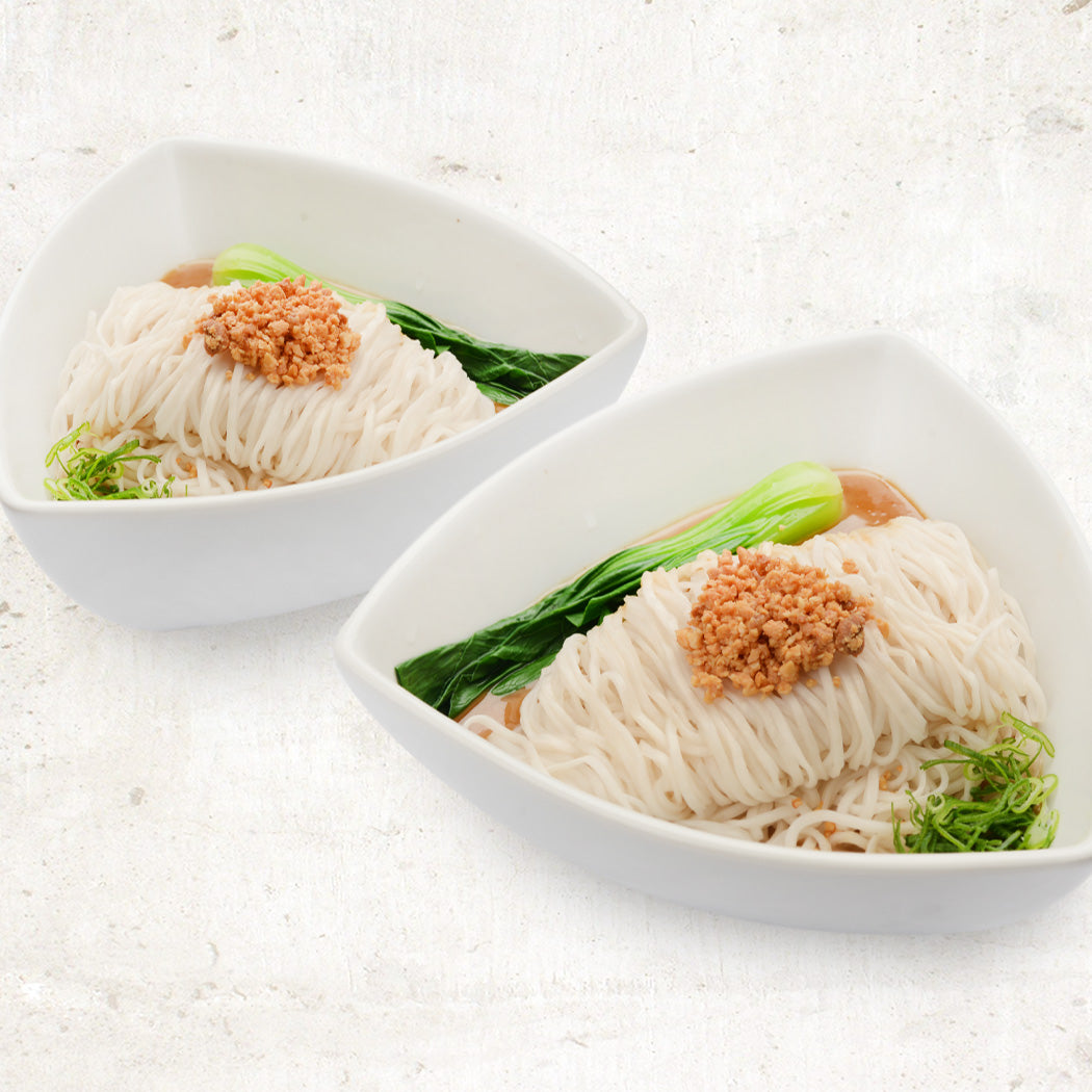 Double Noodles in Sesame & Peanut Sauce