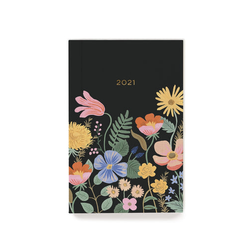 2021 Strawberry Fields Pocket Planner