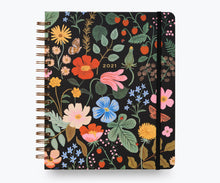 Load image into Gallery viewer, 2021 Strawberry Fields Hard Cover Spiral Bound Planner