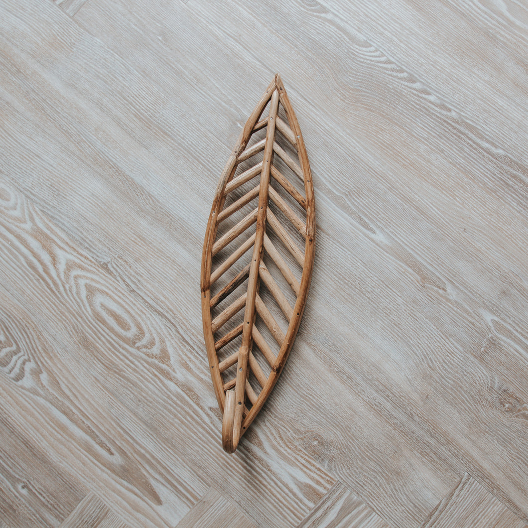 Bamboo Leaf Hook