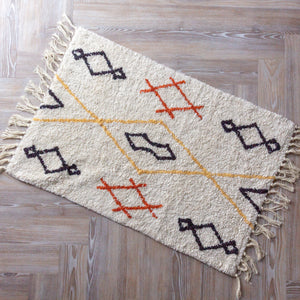 Scandi Cotton Bath Mat