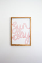 Load image into Gallery viewer, Rosy Sunday Print