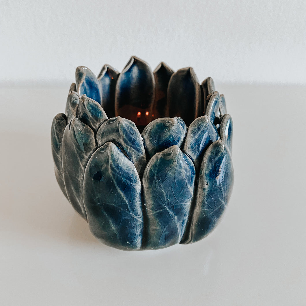 Water Lily Votive