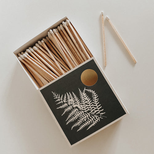 Luxury Matches - Fern