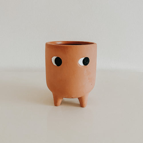 Sass & Belle Little Leggy Terracotta Planter