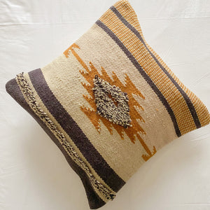 Textured Woven Cushion