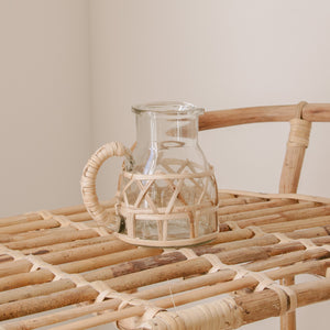 Small Bamboo Jug