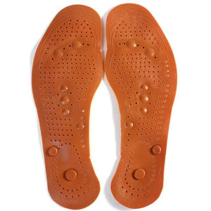 Acupressure Health & Slimming Insoles - Berry Scotch