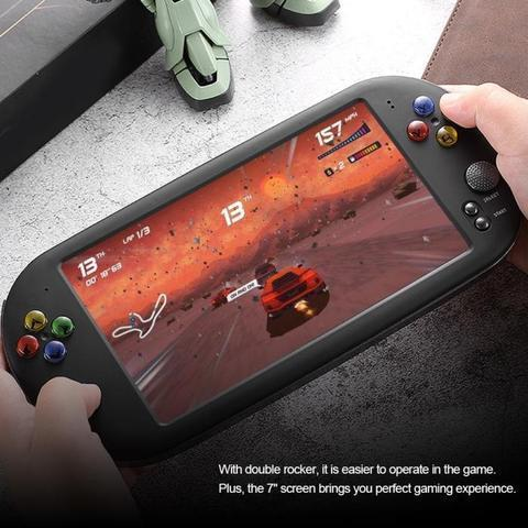 Super Handheld Game Console - Berry Scotch
