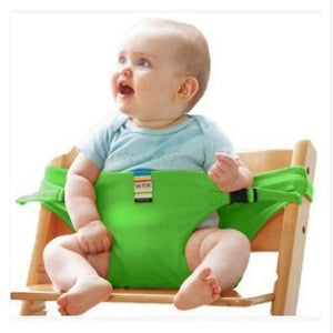 Baby Seat Safety Cover - Berry Scotch