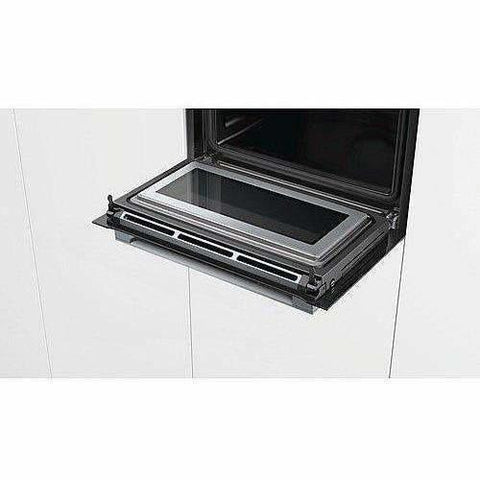 BOSCH  CMG633BB1 Combi magnetron oven - Combi Oven - BOSCH -  CurBlue BV