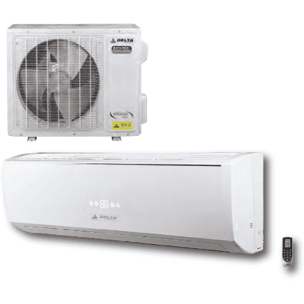 DELTA Inverter Airconditioner 9000 BTU