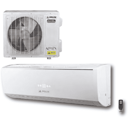 DELTA Inverter Airconditioner 24000 BTU