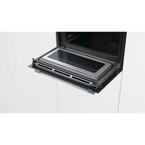BOSCH  CMG633BS1 Combi magnetron oven - Combi Oven - BOSCH -  CurBlue BV