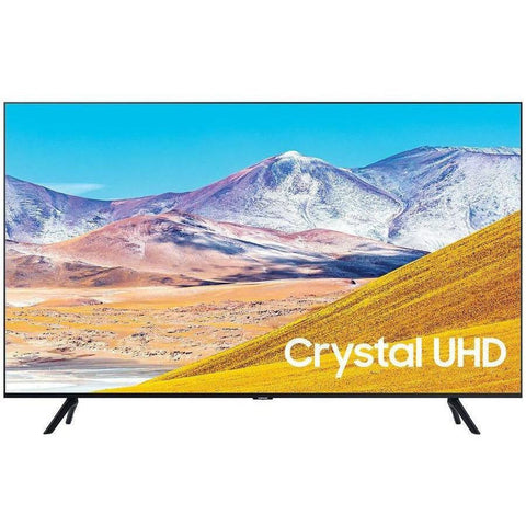 "SAMSUNG 43 "" TV UN43TU8000  4K Smart UHD  2020 MODEL - Televisie - SAMSUNG -  CurBlue BV"