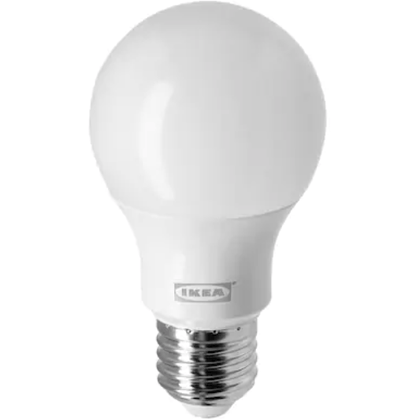 RYET Led-Lamp 470 Lumen Opaalwit - Verlichting - IKEA -  CurBlue BV