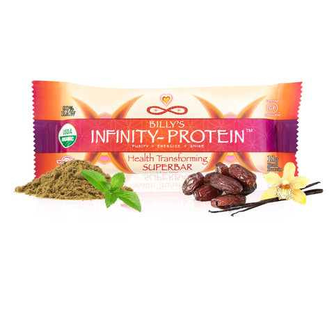 Infinity Protein Bars (Box of 12)