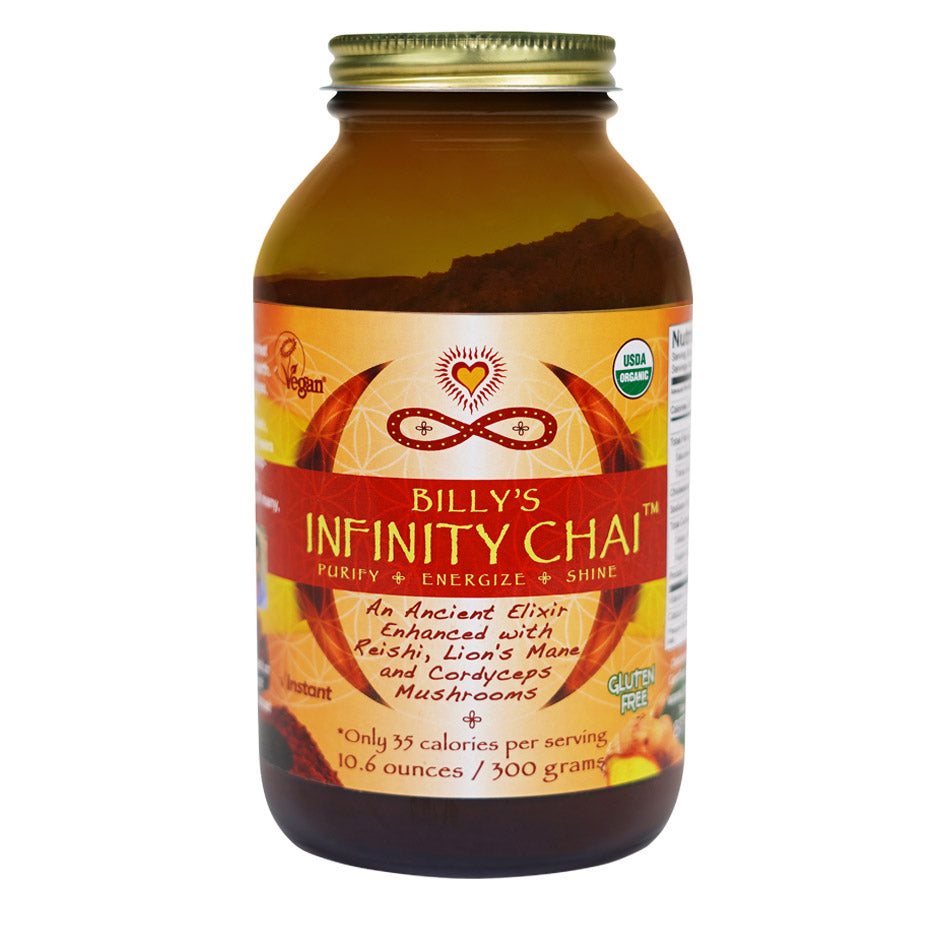 Infinity Chai: 4 servings