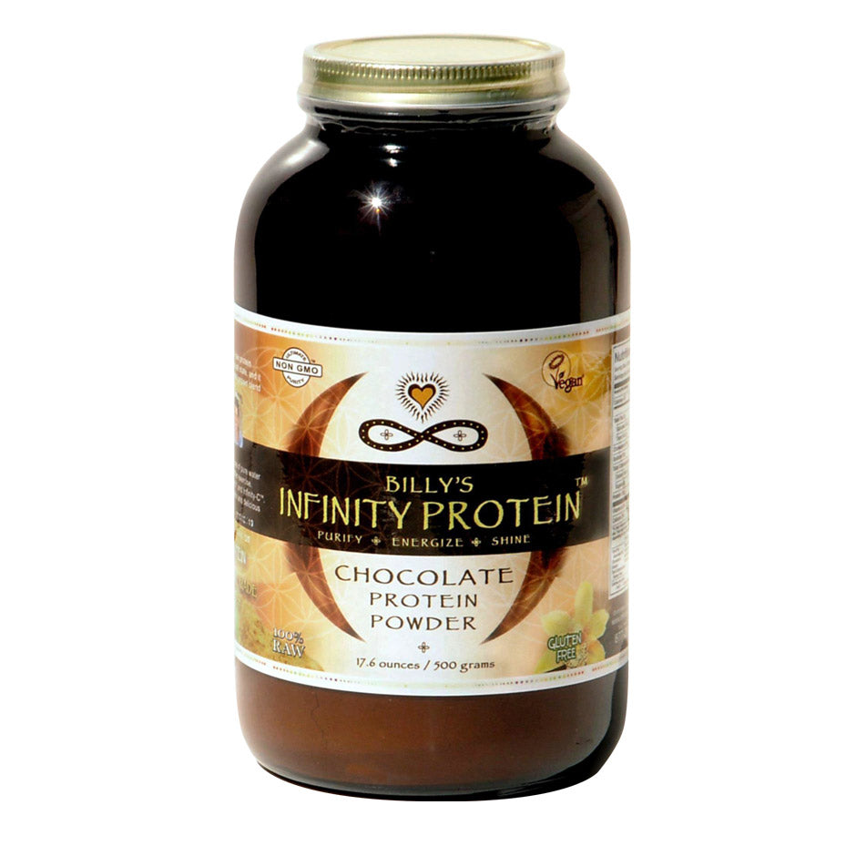 Infinity Chocolate Protein: 1 serving