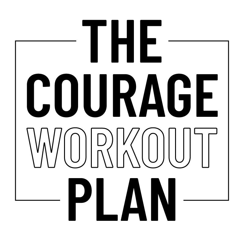 Courage Workout Plan Program Sponsorship