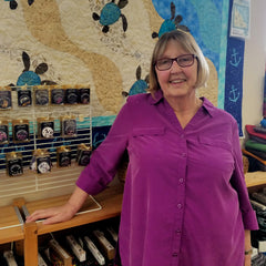 Anita Kelly, Owner Boutique 4 Quilters In West Melbourne, Florida