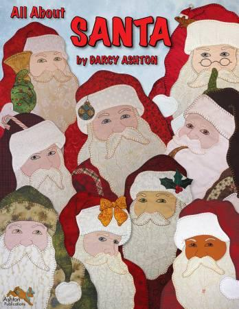 All About Santa Pattern Book
