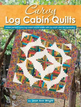 Load image into Gallery viewer, Curvy Log Cabin Quilts